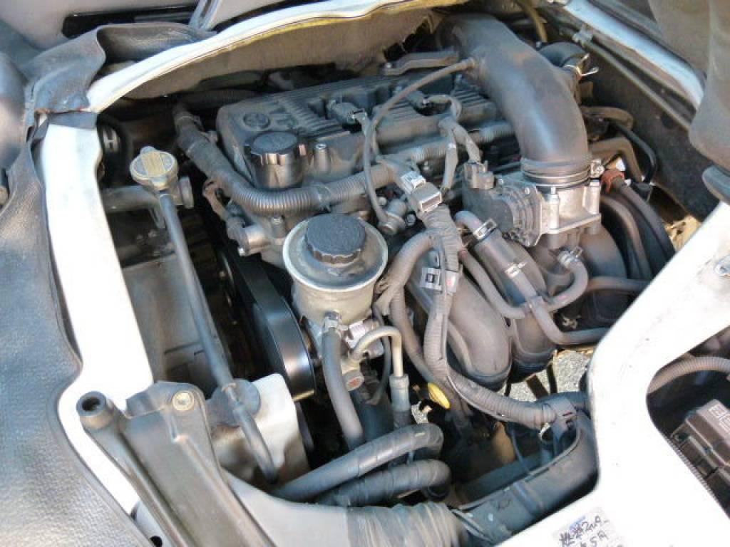 Used 2003 MT Toyota Hiace Van TRH112V Image[30]