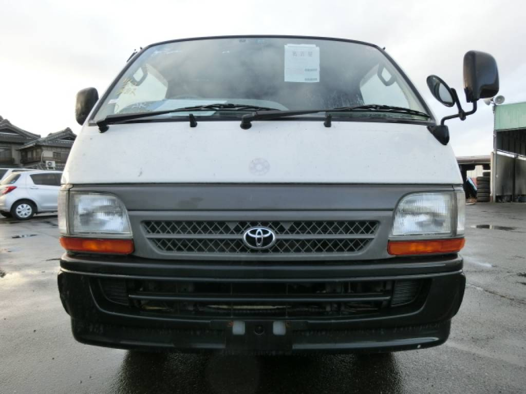 Used 2001 AT Toyota Hiace Van RZH112V Image[4]