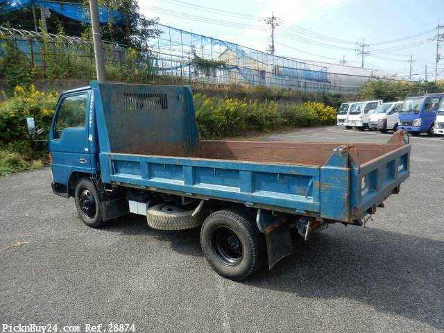 Used 1999 MT Mazda Titan KC-WGEAD Image[1]