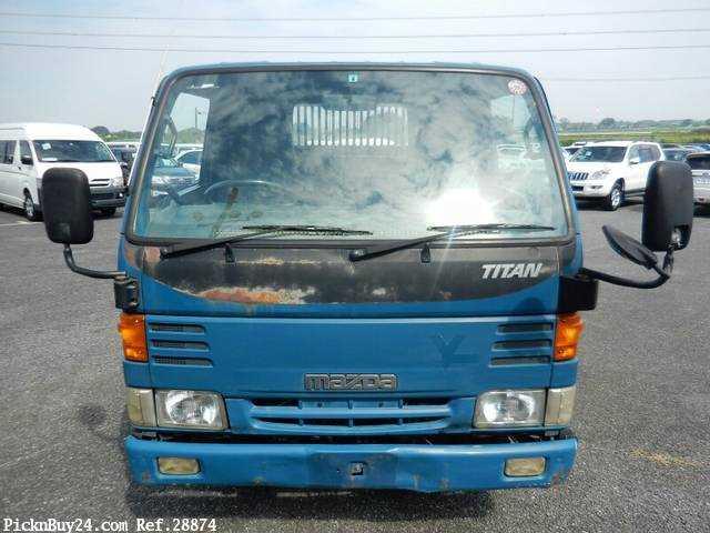 Used 1999 MT Mazda Titan KC-WGEAD Image[6]