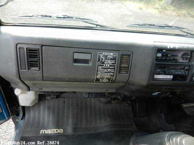 Used 1999 MT Mazda Titan KC-WGEAD Image[17]