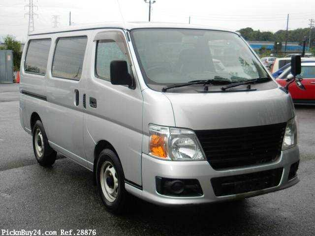 Used 2007 AT Nissan Caravan Van CBF-VRE25