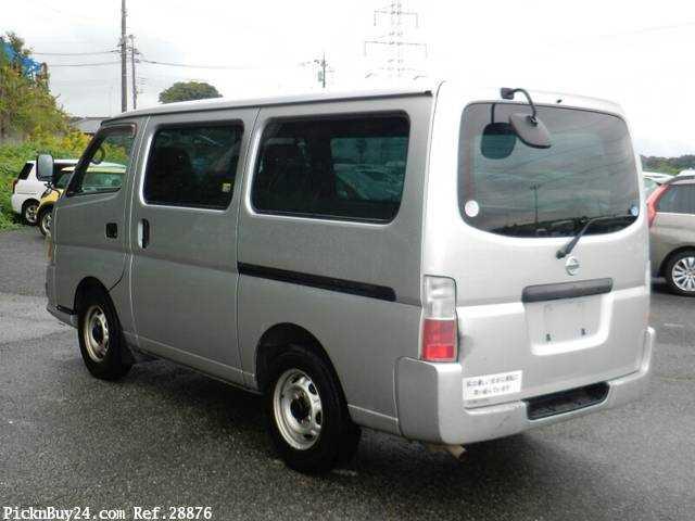 Used 2007 AT Nissan Caravan Van CBF-VRE25 Image[1]