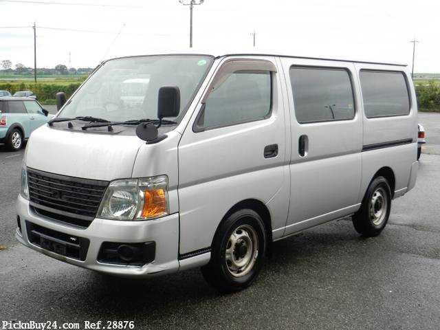 Used 2007 AT Nissan Caravan Van CBF-VRE25 Image[2]