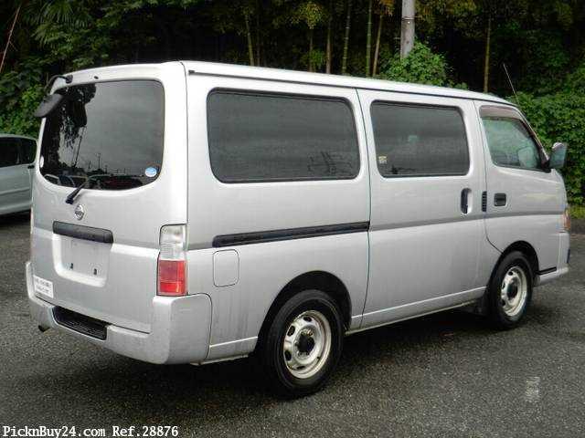 Used 2007 AT Nissan Caravan Van CBF-VRE25 Image[3]