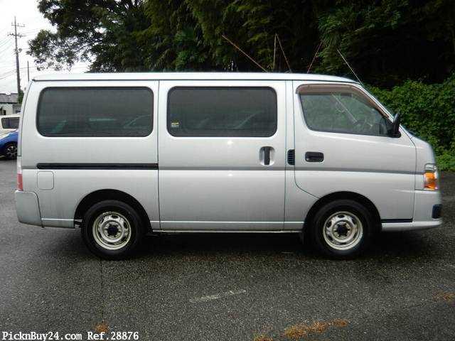 Used 2007 AT Nissan Caravan Van CBF-VRE25 Image[4]