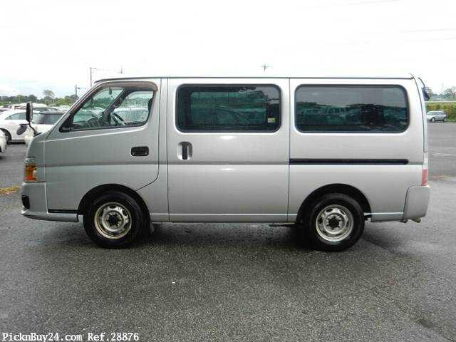 Used 2007 AT Nissan Caravan Van CBF-VRE25 Image[5]