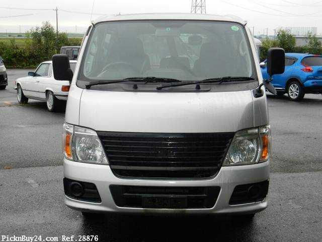 Used 2007 AT Nissan Caravan Van CBF-VRE25 Image[6]
