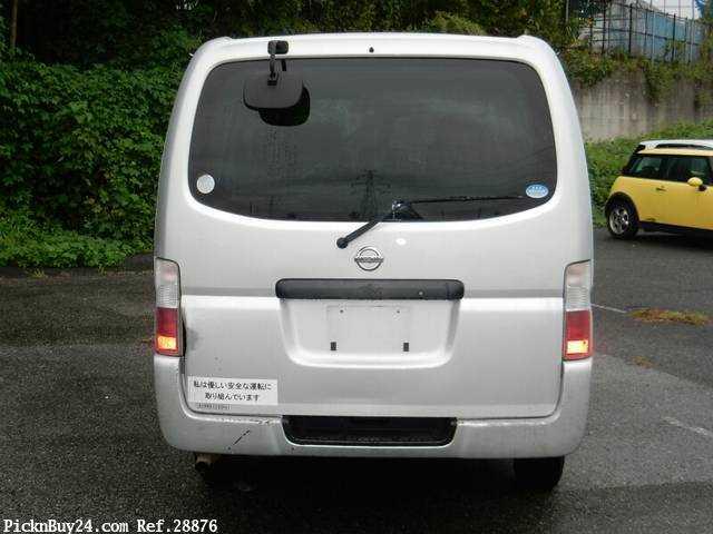 Used 2007 AT Nissan Caravan Van CBF-VRE25 Image[7]