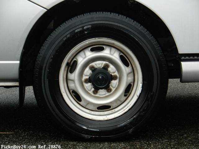 Used 2007 AT Nissan Caravan Van CBF-VRE25 Image[8]