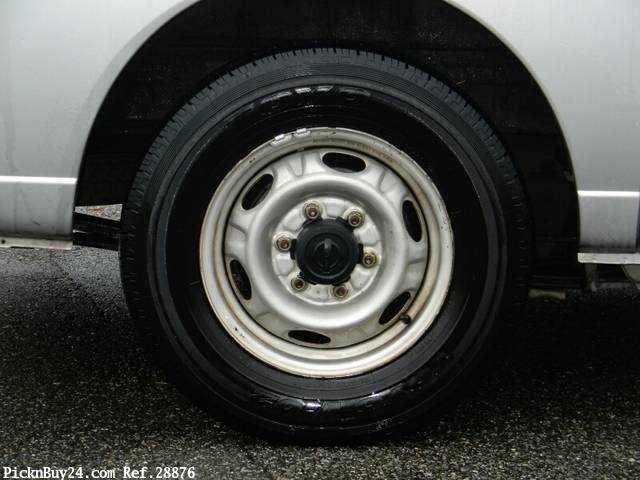 Used 2007 AT Nissan Caravan Van CBF-VRE25 Image[9]