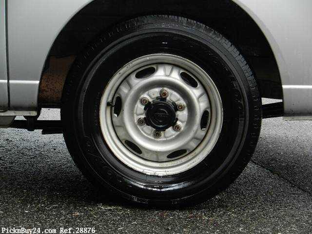 Used 2007 AT Nissan Caravan Van CBF-VRE25 Image[10]