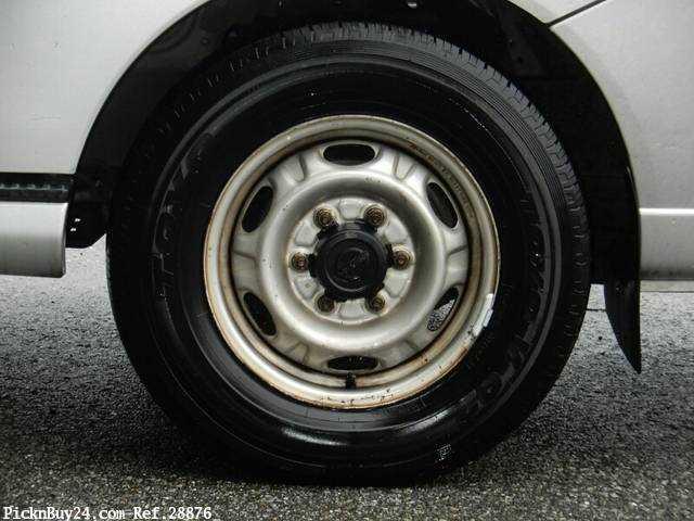 Used 2007 AT Nissan Caravan Van CBF-VRE25 Image[11]