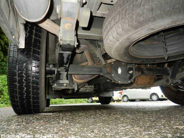 Used 2007 AT Nissan Caravan Van CBF-VRE25 Image[14]