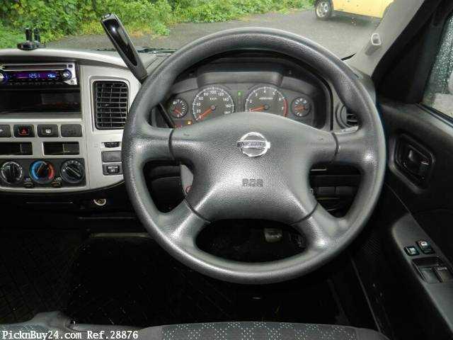 Used 2007 AT Nissan Caravan Van CBF-VRE25 Image[16]