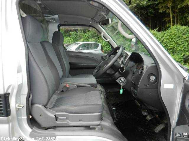 Used 2007 AT Nissan Caravan Van CBF-VRE25 Image[18]