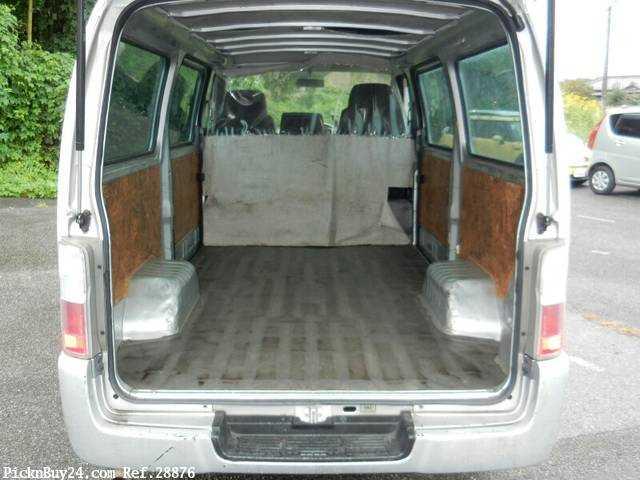 Used 2007 AT Nissan Caravan Van CBF-VRE25 Image[19]