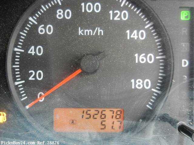 Used 2007 AT Nissan Caravan Van CBF-VRE25 Image[20]