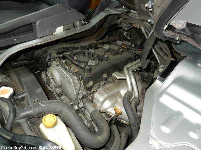 Used 2007 AT Nissan Caravan Van CBF-VRE25 Image[21]