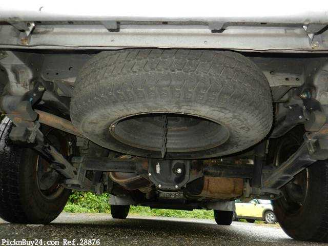 Used 2007 AT Nissan Caravan Van CBF-VRE25 Image[23]