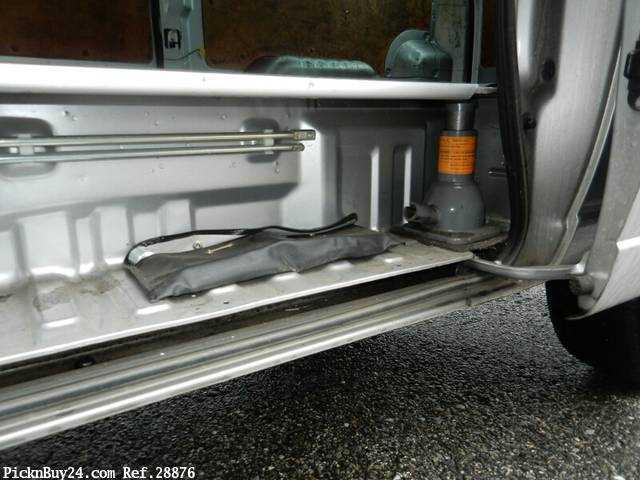 Used 2007 AT Nissan Caravan Van CBF-VRE25 Image[24]