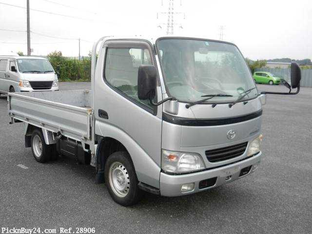 Used 2004 MT Toyota Toyoace TC-TRY220