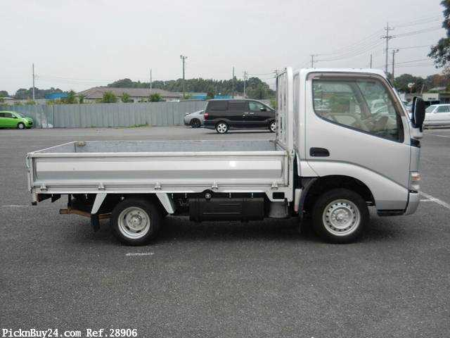 Used 2004 MT Toyota Toyoace TC-TRY220 Image[4]