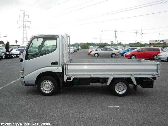 Used 2004 MT Toyota Toyoace TC-TRY220 Image[5]