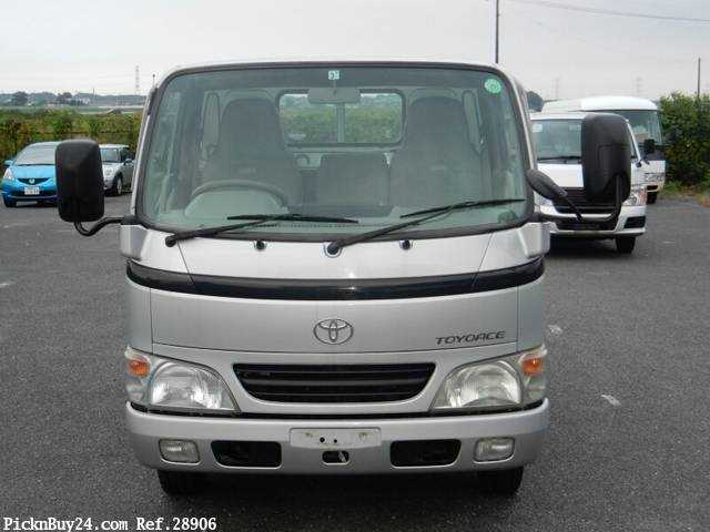 Used 2004 MT Toyota Toyoace TC-TRY220 Image[6]