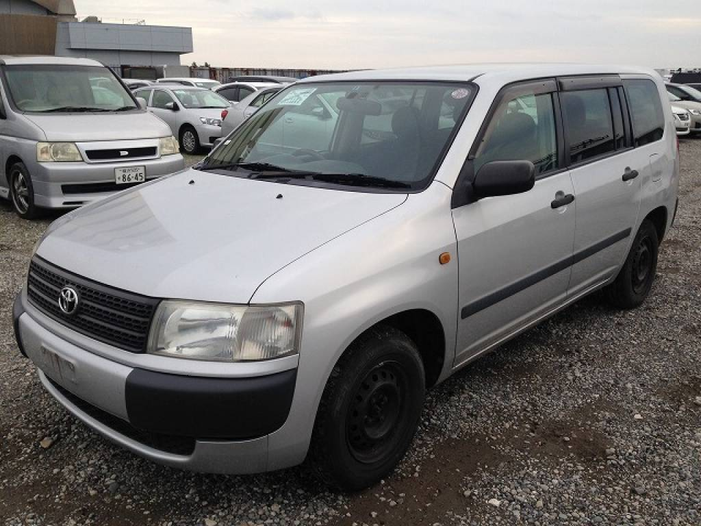 Used 2008 AT Toyota Probox NCP58G