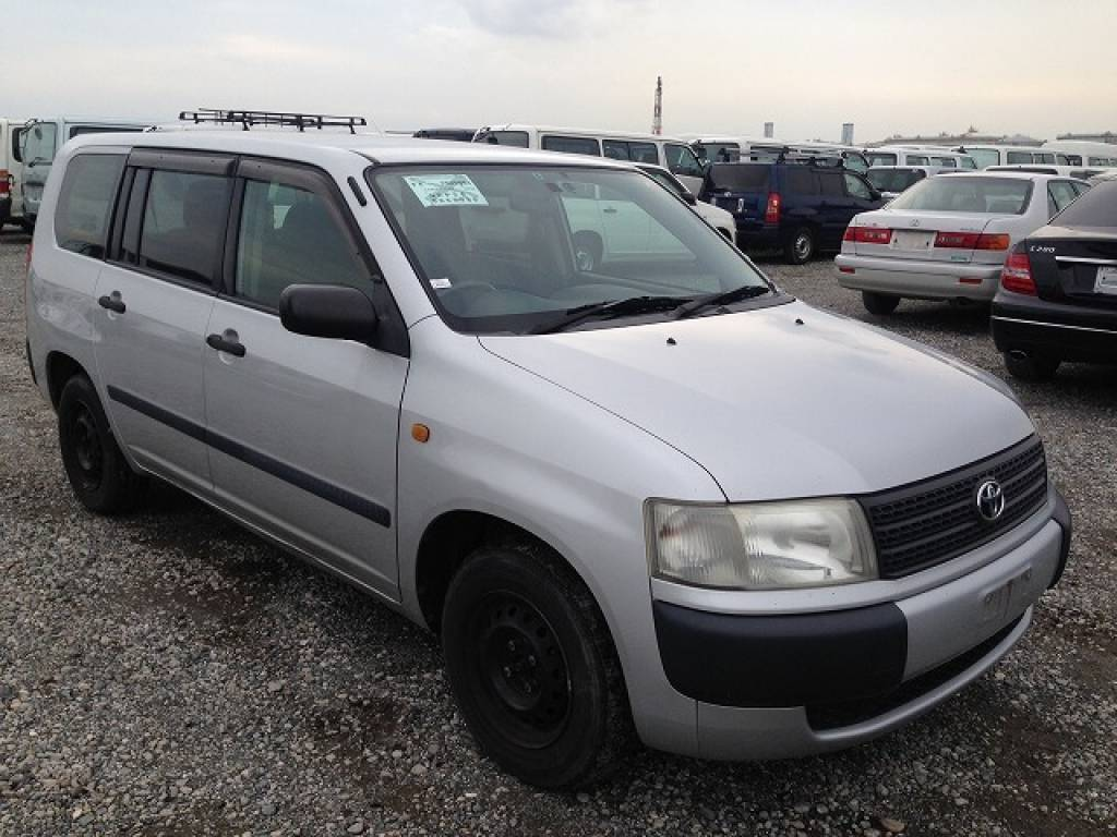 Used 2008 AT Toyota Probox NCP58G Image[1]