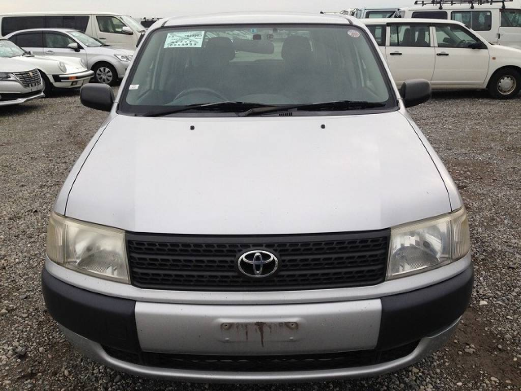 Used 2008 AT Toyota Probox NCP58G Image[2]