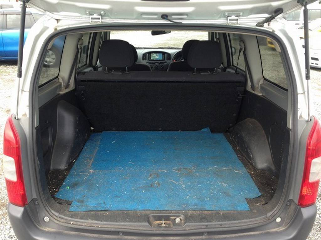 Used 2008 AT Toyota Probox NCP58G Image[9]