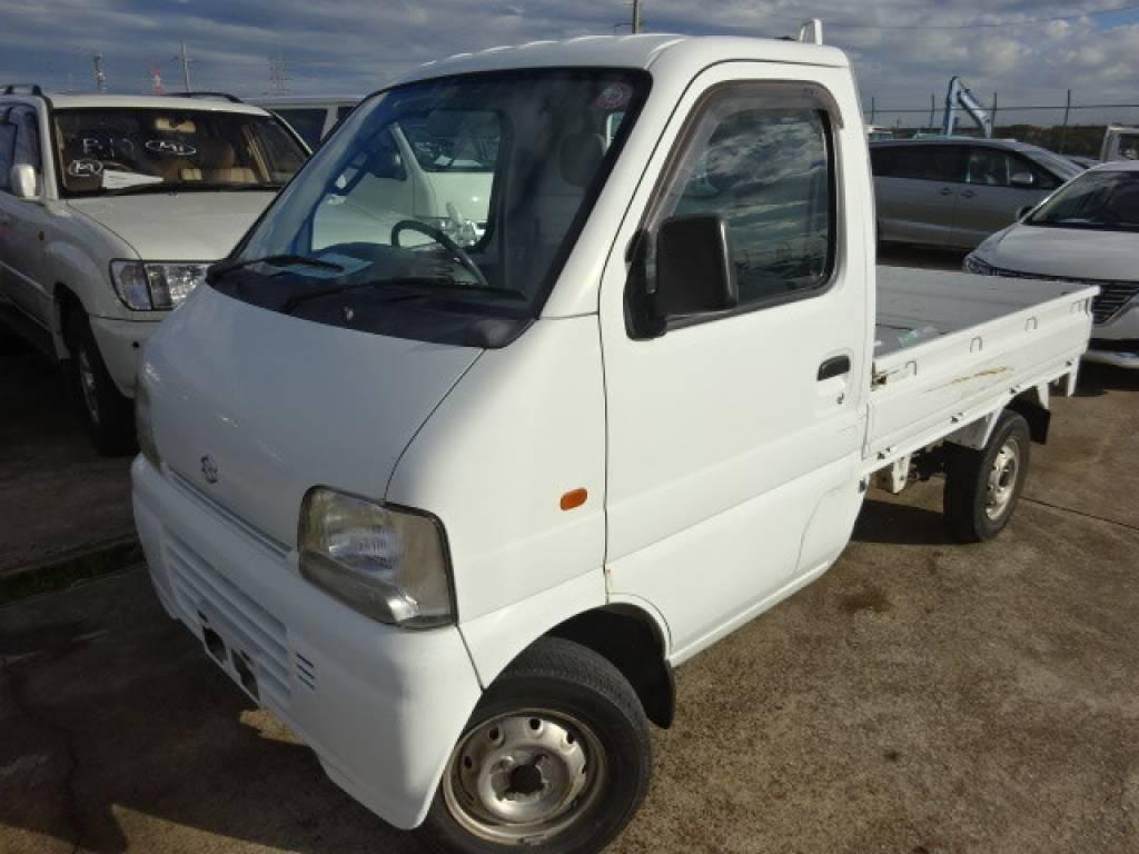 Used 1999 MT Suzuki Carry Truck DB52T Image[1]