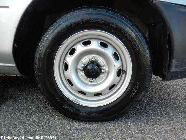 Used 2001 MT Toyota Corolla Van TB-EE102V Image[8]