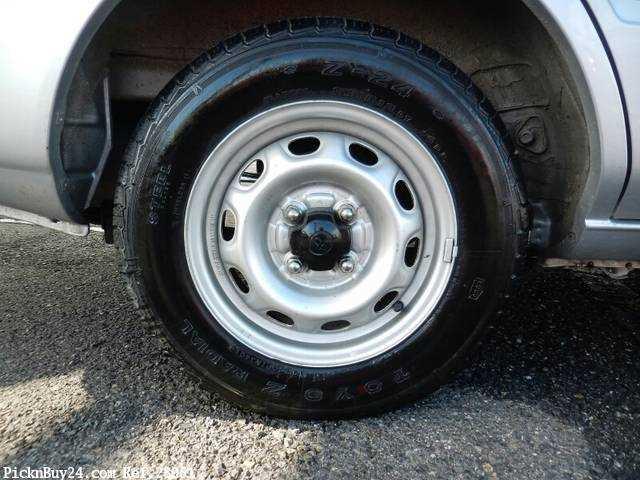 Used 2001 MT Toyota Corolla Van TB-EE102V Image[9]