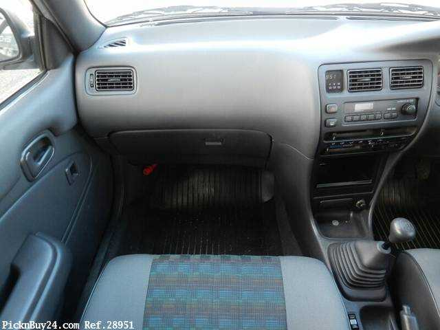 Used 2001 MT Toyota Corolla Van TB-EE102V Image[17]