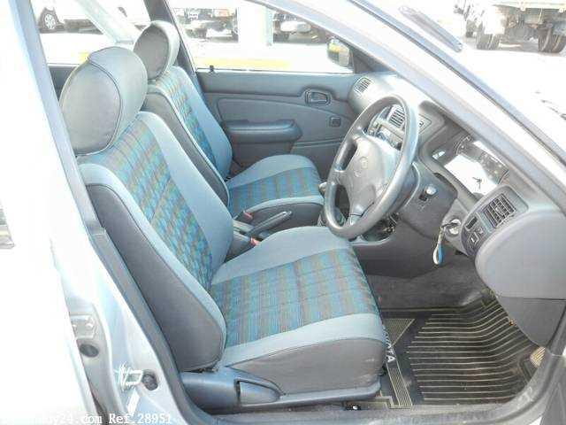 Used 2001 MT Toyota Corolla Van TB-EE102V Image[18]