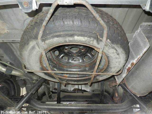 Used 2001 MT Toyota Corolla Van TB-EE102V Image[24]