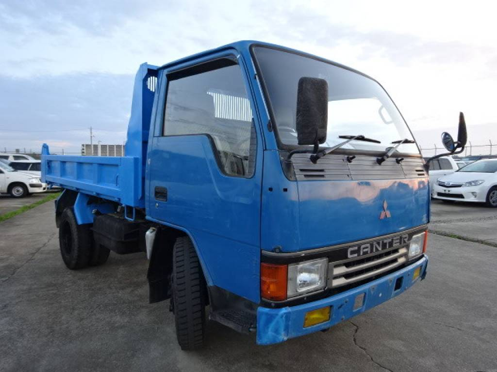 Used 1990 MT Mitsubishi Canter FE315BD