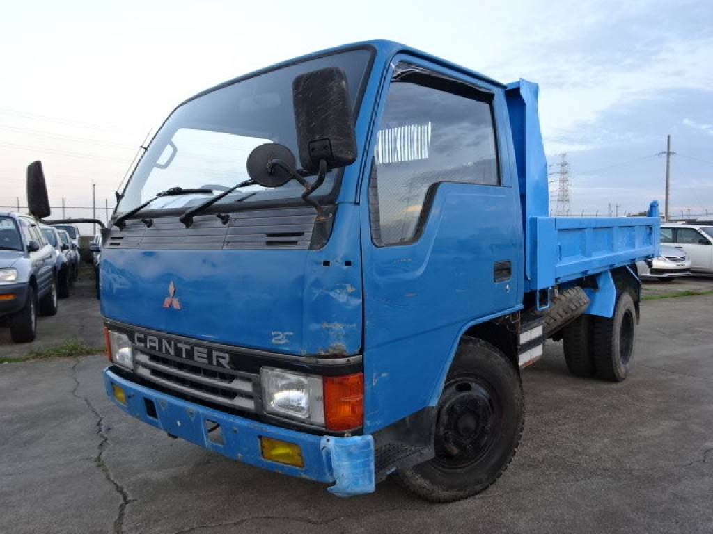 Used 1990 MT Mitsubishi Canter FE315BD Image[1]