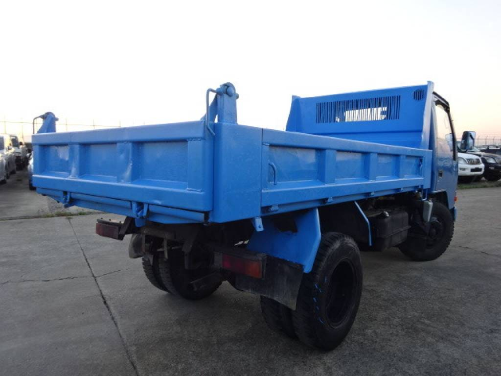Used 1990 MT Mitsubishi Canter FE315BD Image[3]