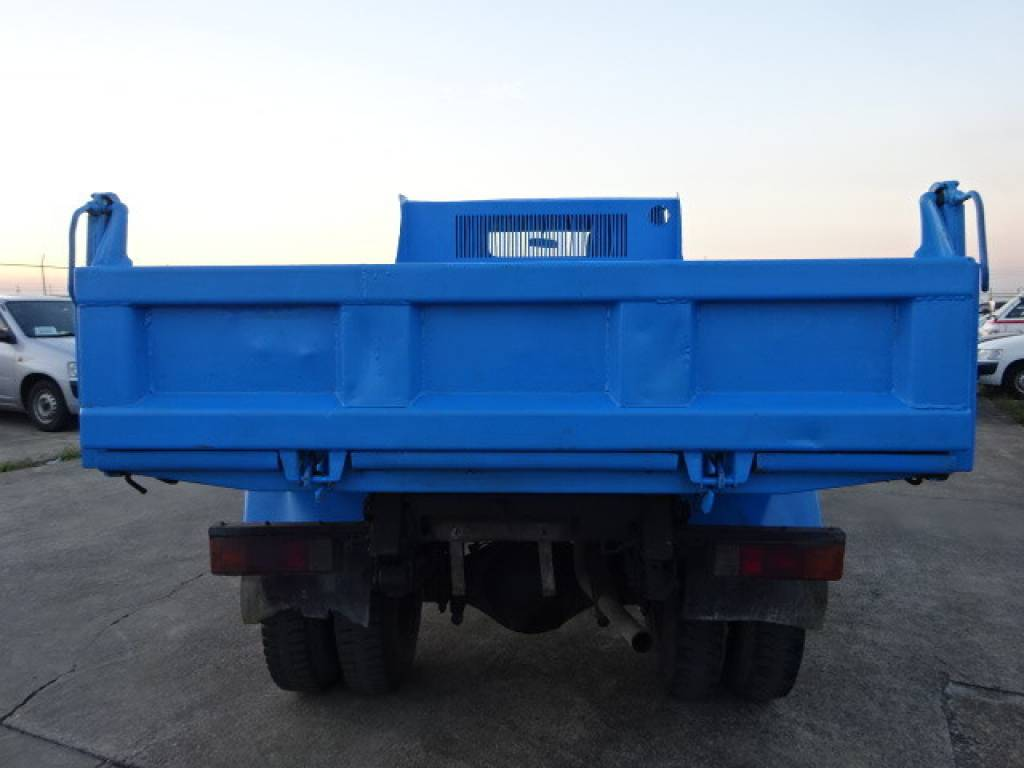 Used 1990 MT Mitsubishi Canter FE315BD Image[4]