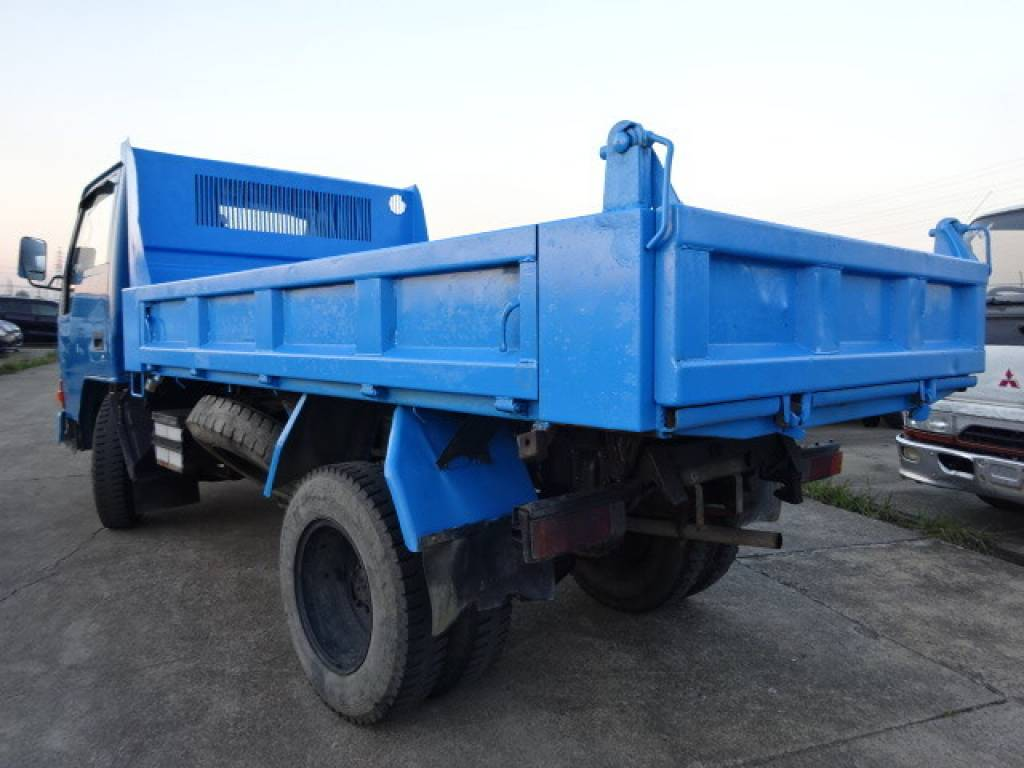 Used 1990 MT Mitsubishi Canter FE315BD Image[5]