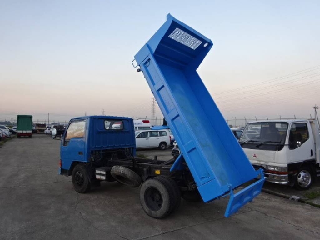 Used 1990 MT Mitsubishi Canter FE315BD Image[6]