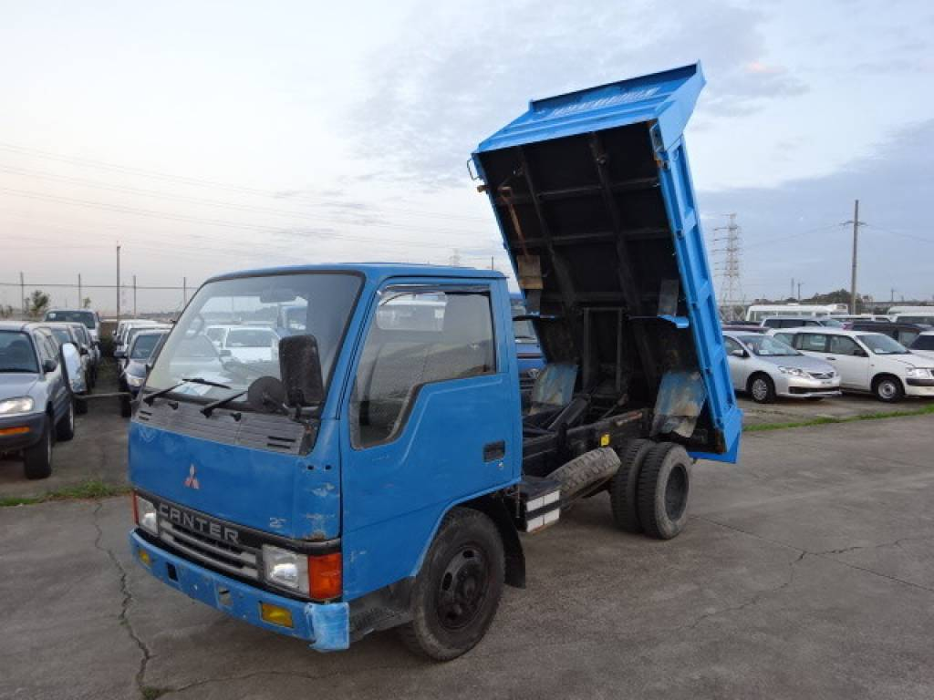 Used 1990 MT Mitsubishi Canter FE315BD Image[7]