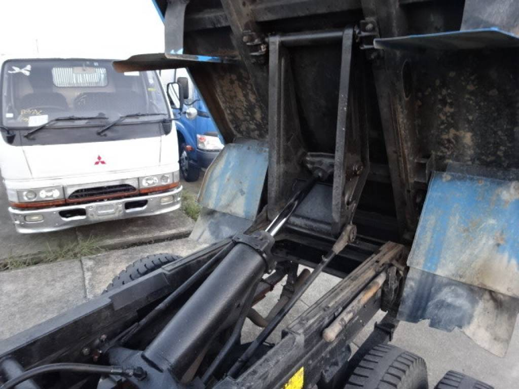 Used 1990 MT Mitsubishi Canter FE315BD Image[10]