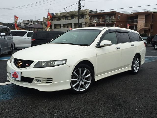 Used 2007 AT Honda Accord ABA-CM2