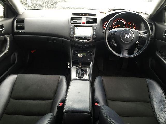 Used 2007 AT Honda Accord ABA-CM2 Image[1]