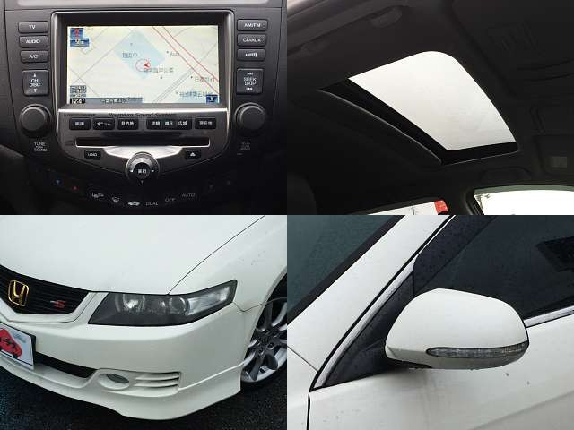 Used 2007 AT Honda Accord ABA-CM2 Image[4]
